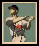 1949 Bowman #103  Joe Tipton  Front Thumbnail