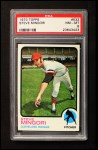 1973 Topps #532  Steve Mingori  Front Thumbnail