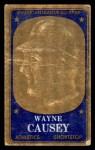 1965 Topps Embossed #21   Wayne Causey   Front Thumbnail