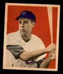 1949 Bowman #22  Peanuts Lowrey  Front Thumbnail