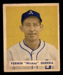 1949 Bowman #155  Fermin Guerra  Front Thumbnail