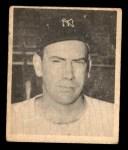 1948 Bowman #22  Floyd Bevins  Front Thumbnail