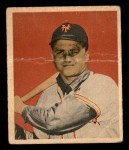 1949 Bowman #48  Willard Marshall  Front Thumbnail