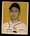 1949 Bowman #141  Tony Lupien  Front Thumbnail
