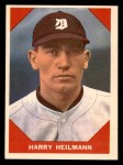 1960 Fleer #65  Harry Heilmann  Front Thumbnail