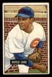1951 Bowman #139  Doyle Lade  Front Thumbnail