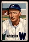 1951 Bowman #276  Frank Quinn  Front Thumbnail