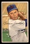 1952 Bowman #175  Ransom Jackson  Front Thumbnail