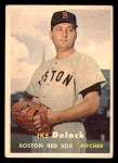 1957 Topps #63  Ike Delock  Front Thumbnail