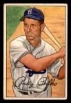1952 Bowman #204  Andy Pafko  Front Thumbnail