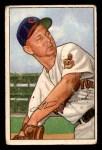 1952 Bowman #203  Steve Gromek  Front Thumbnail