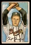 1952 Bowman #120  Chet Nichols  Front Thumbnail