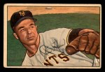 1952 Bowman #49  Jim Hearn  Front Thumbnail