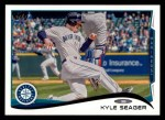 2014 Topps #73  Kyle Seager  Front Thumbnail