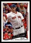 2014 Topps #136   -  Will Middlebrooks Future Stars Front Thumbnail