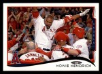 2014 Topps #185  Howie Kendrick  Front Thumbnail