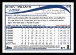2014 Topps #193  Ricky Nolasco  Back Thumbnail