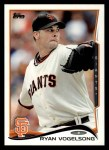 2014 Topps #267  Ryan Vogelsong  Front Thumbnail