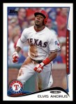 2014 Topps #324  Elvis Andrus  Front Thumbnail