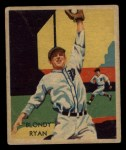 1935 Diamond Stars #40  Blondy Ryan   Front Thumbnail