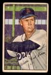 1952 Bowman #111  Hoot Evers  Front Thumbnail