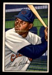 1952 Bowman #95  Luke Easter  Front Thumbnail
