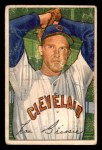 1952 Bowman #79  Lou Brissie  Front Thumbnail