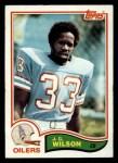 1982 Topps #107  J.C. Wilson  Front Thumbnail