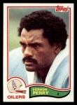 1982 Topps #101  Vernon Perry  Front Thumbnail