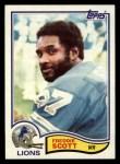 1982 Topps #347  Freddie Scott  Front Thumbnail