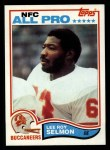 1982 Topps #505  Lee Roy Selmon  Front Thumbnail
