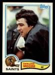 1982 Topps #409  Derland Moore  Front Thumbnail
