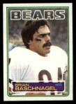 1983 Topps #29  Brian Baschnagel  Front Thumbnail