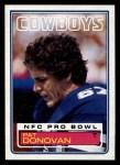 1983 Topps #45  Pat Donovan  Front Thumbnail