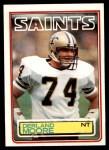 1983 Topps #116  Derland Moore  Front Thumbnail