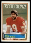 1983 Topps #289  Bill Kenney  Front Thumbnail