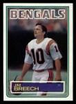 1983 Topps #233  Jim Breech  Front Thumbnail