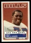 1983 Topps #229  Ben Williams  Front Thumbnail
