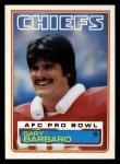 1983 Topps #283  Gary Barbaro  Front Thumbnail