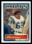 1983 Topps #218  Leo Wisniewski  Front Thumbnail