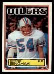 1983 Topps #274  Gregg Bingham  Front Thumbnail