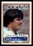 1983 Topps #341  Mark Gastineau  Front Thumbnail