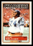 1983 Topps #378  Louie Kelcher  Front Thumbnail