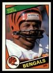 1984 Topps #39  Isaac Curtis  Front Thumbnail