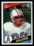 1984 Topps #82  Tim Smith  Front Thumbnail