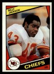 1984 Topps #91  Billy Jackson  Front Thumbnail