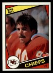 1984 Topps #85  Mike Bell  Front Thumbnail