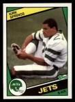 1984 Topps #157  Kirk Springs  Front Thumbnail