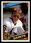 1984 Topps #302  Jeff Groth  Front Thumbnail