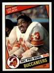 1984 Topps #371  Lee Roy Selmon  Front Thumbnail